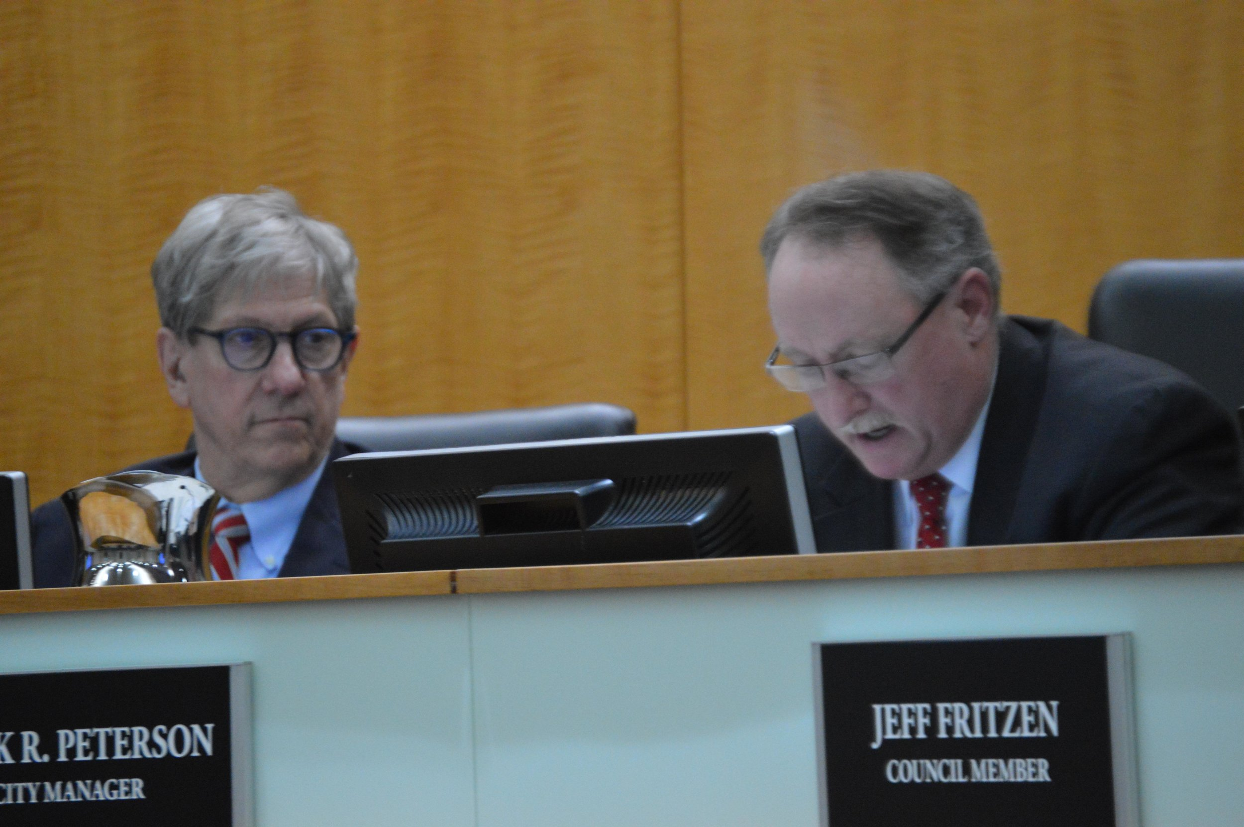 Council Briefing - Normal Town Council:January 2, 2018