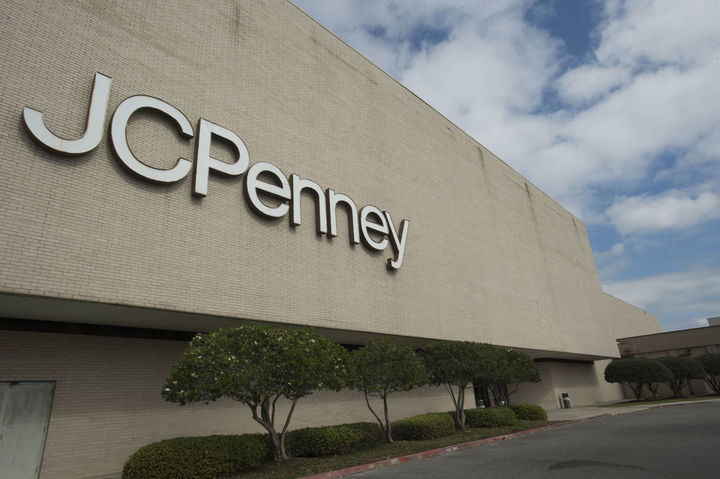 The former JC Penney space will include H&M and Planet Fitness -