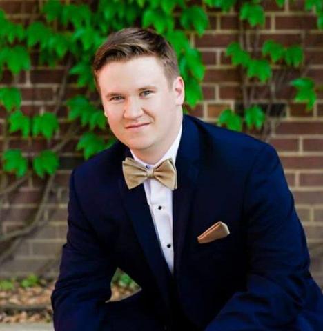 McLean County Libertarian Party Chair Bennett Morris -