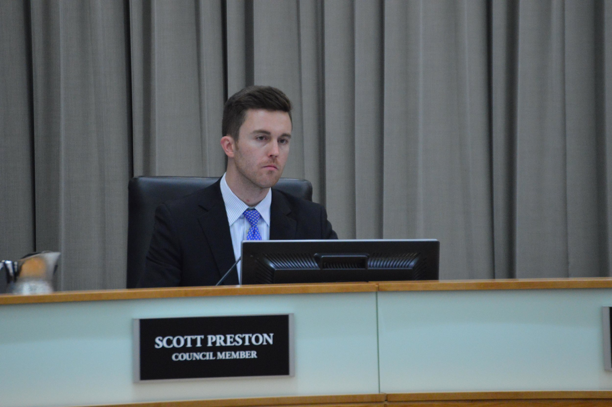 Normal Town Council members voted six to one on Monday in favor of the Ecology Action Center's 20-year waste management plan. (Image credit: Christian Prenzler)