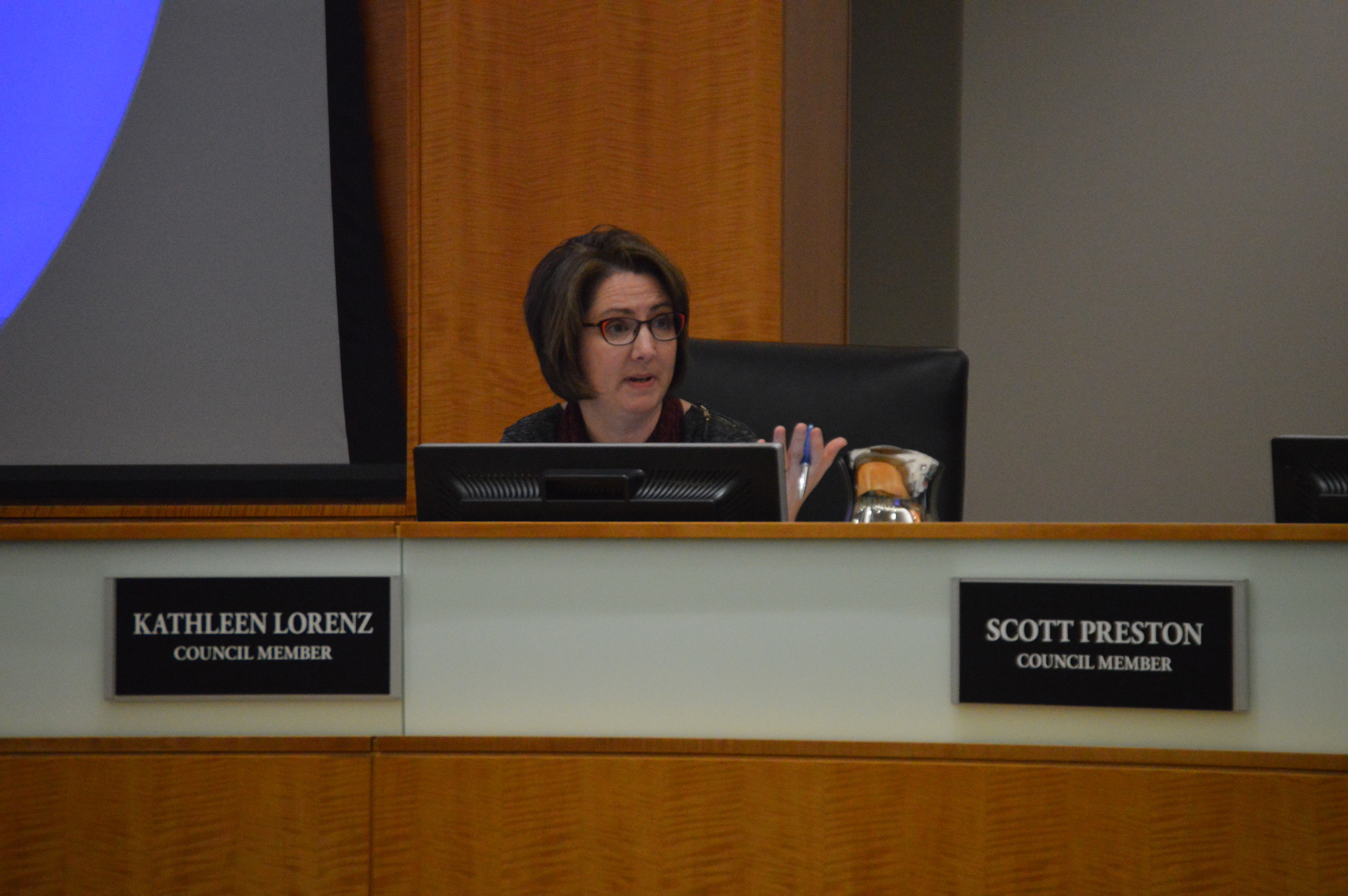Normal Town Council members approved one of the leanest budgets in recent memory Monday night. Council member Kathleen Lorenz opposed a water rate hike and billing structure change at a time when she says the Town should be looking for money-saving efficiencies.