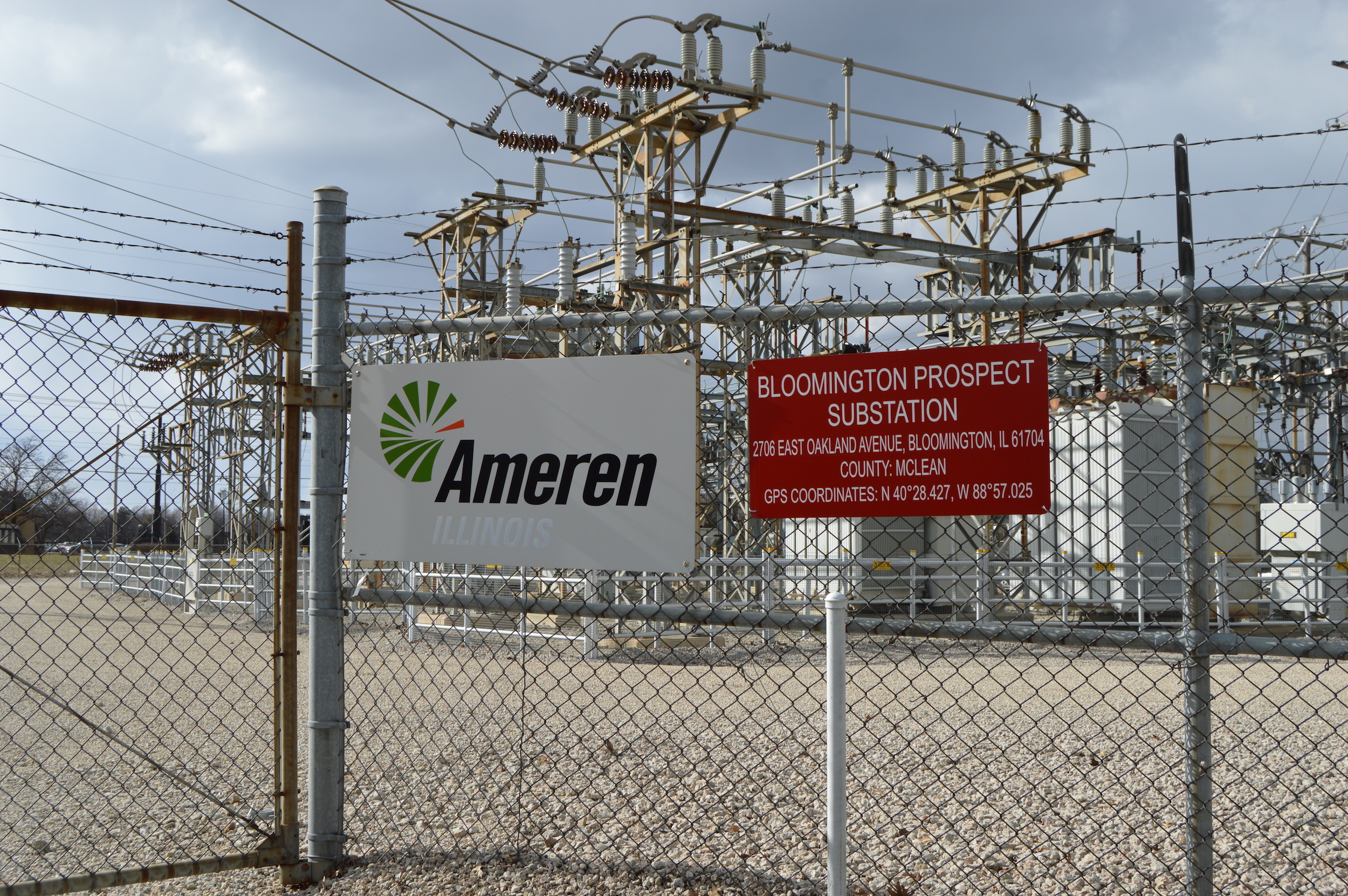 Ameren will pass on savings from the latest tax cut in the form of reduced natural gas and electricity bills for Bloomington-Normal residents. (Image Credit: Breanna Grow)