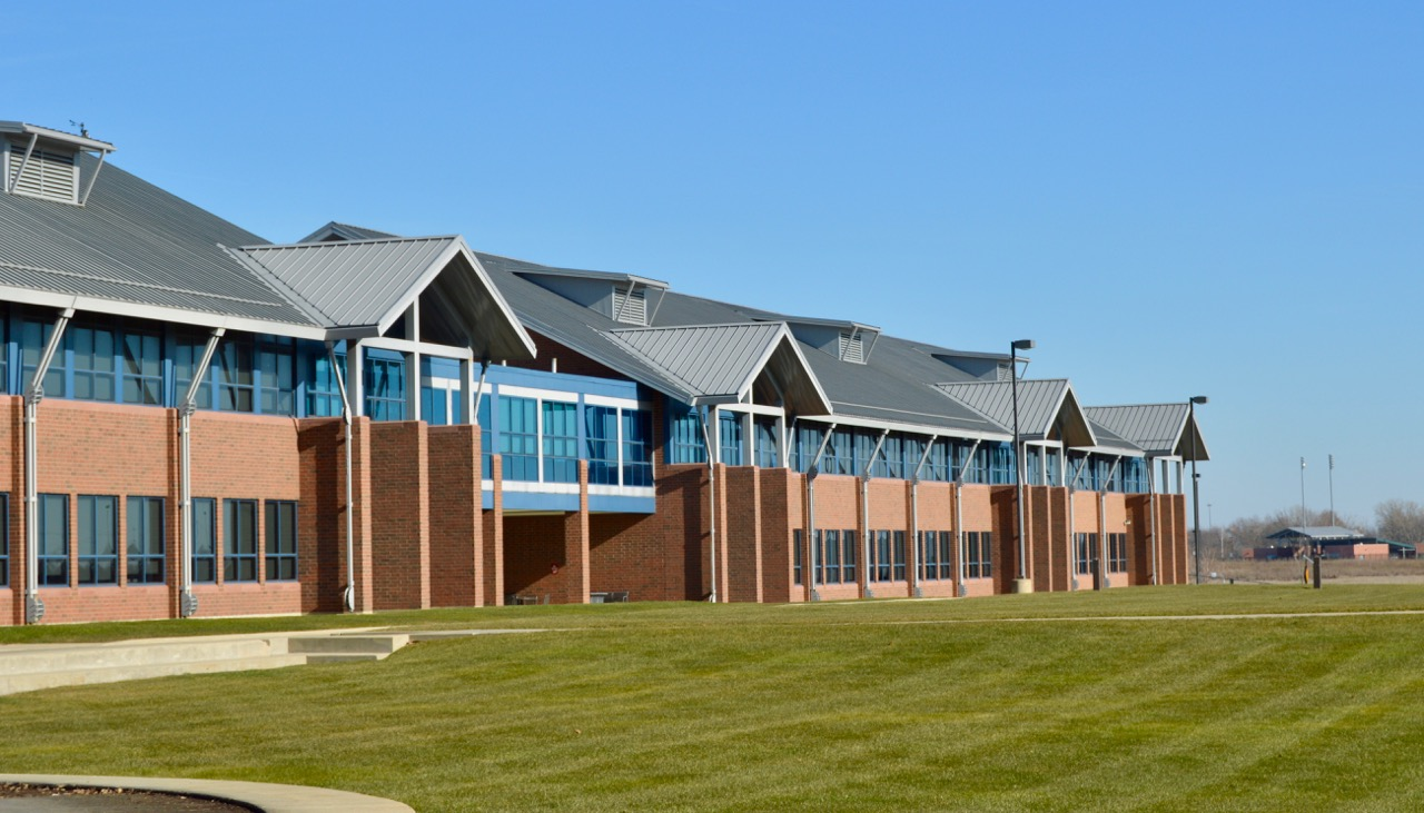 With over 700 employees and 17,000 students (credit and non-credit),Heartland Community College offers 16 degrees and 34 certificates. (Image credit: Christian Prenzler)