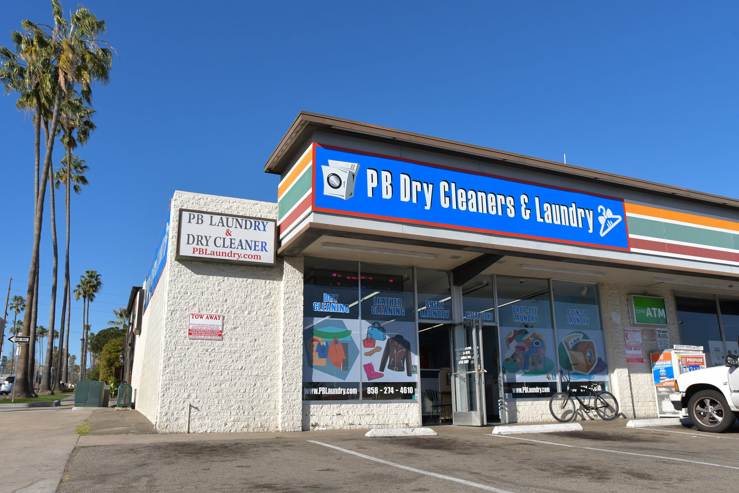 Pacific Beach Dry Cleaner And Laundry