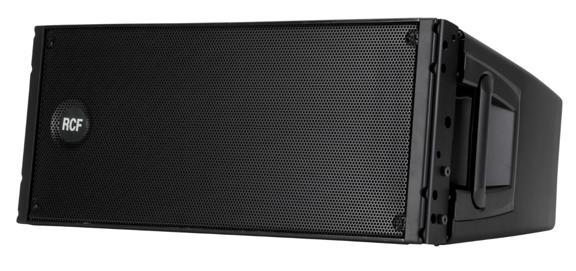 RCF HDL20-A - 1400 Watt Peak power - 700 Watt RMS135 dB max SPL55 Hz 20 kHz frequency response2 x 10