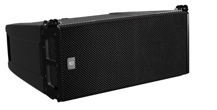 RCF HDL6-A - 1400 W, two-way amplification131 dB max SPL1.7