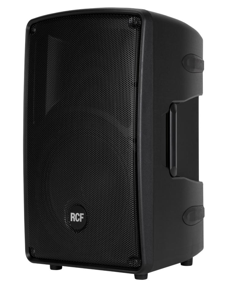 RCF HD32-A MK4 - 1400 watt 2-way peak power131 dB max SPLClass-D Bi-amplification, SMPSDSP sound processing90° x 60°, wide dispersion constant directivity horn12