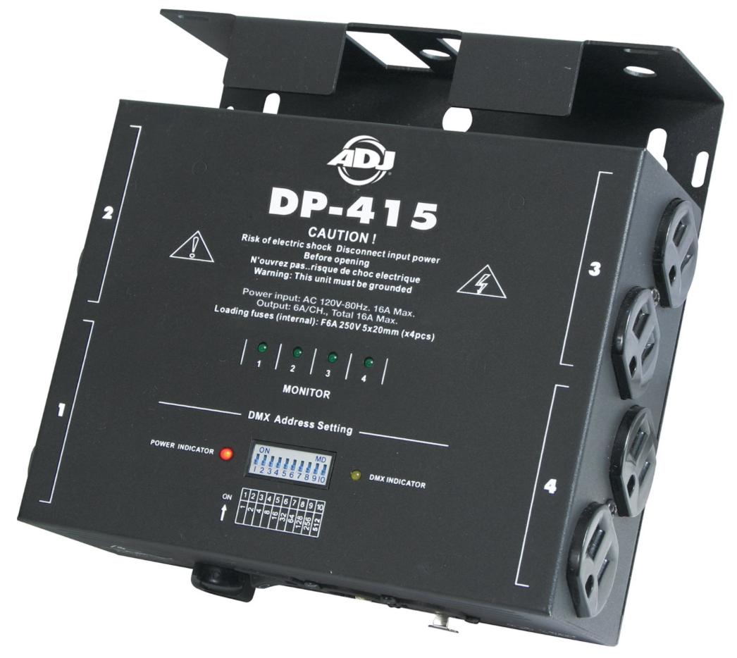 ELATION DP415 -