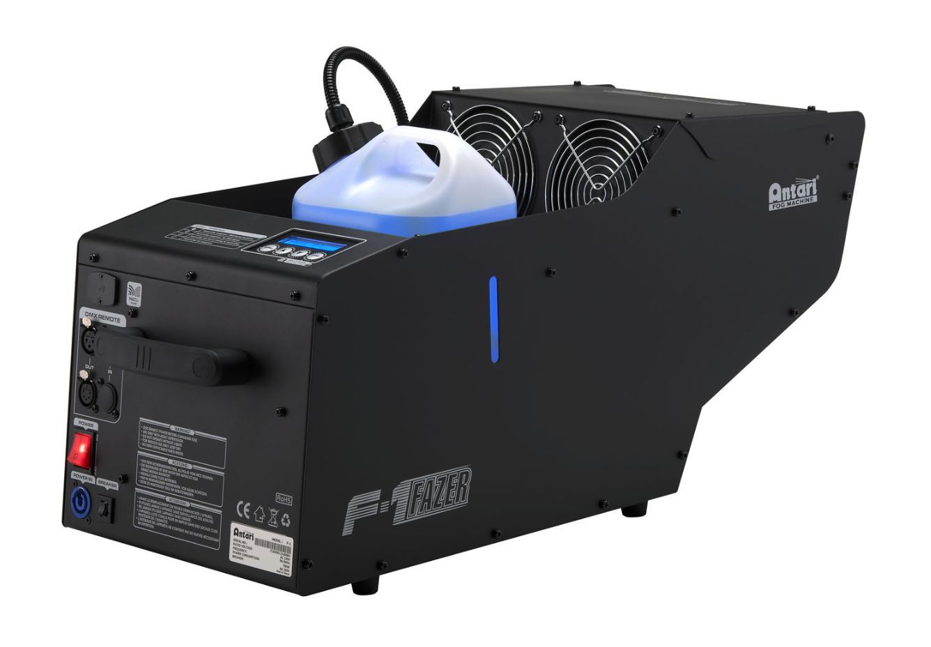 HAZERS | FOG MACHINES -