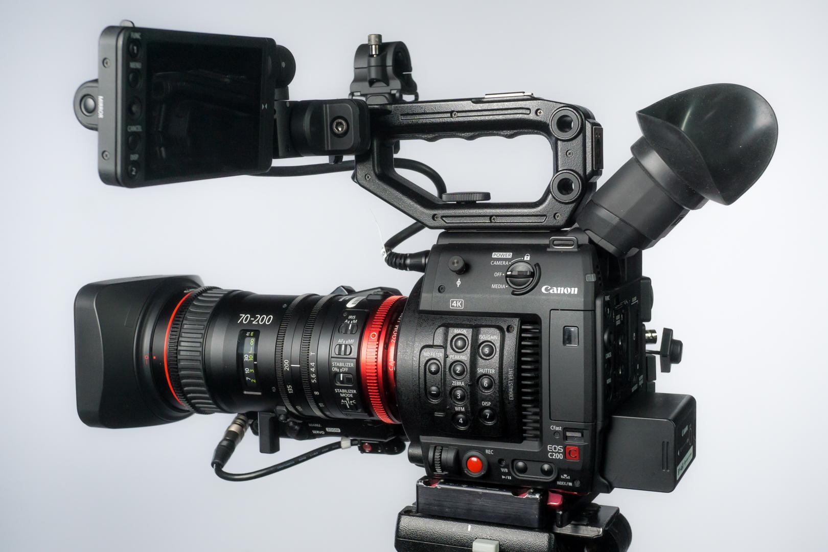 CANON C200 MKII -