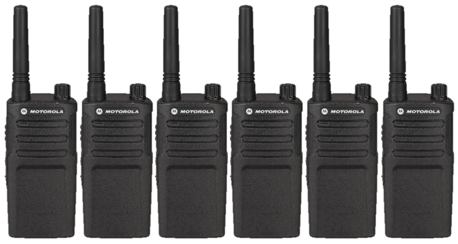 Motorola & Vertex - Wireless communication