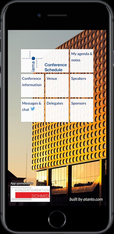 IAMA conference