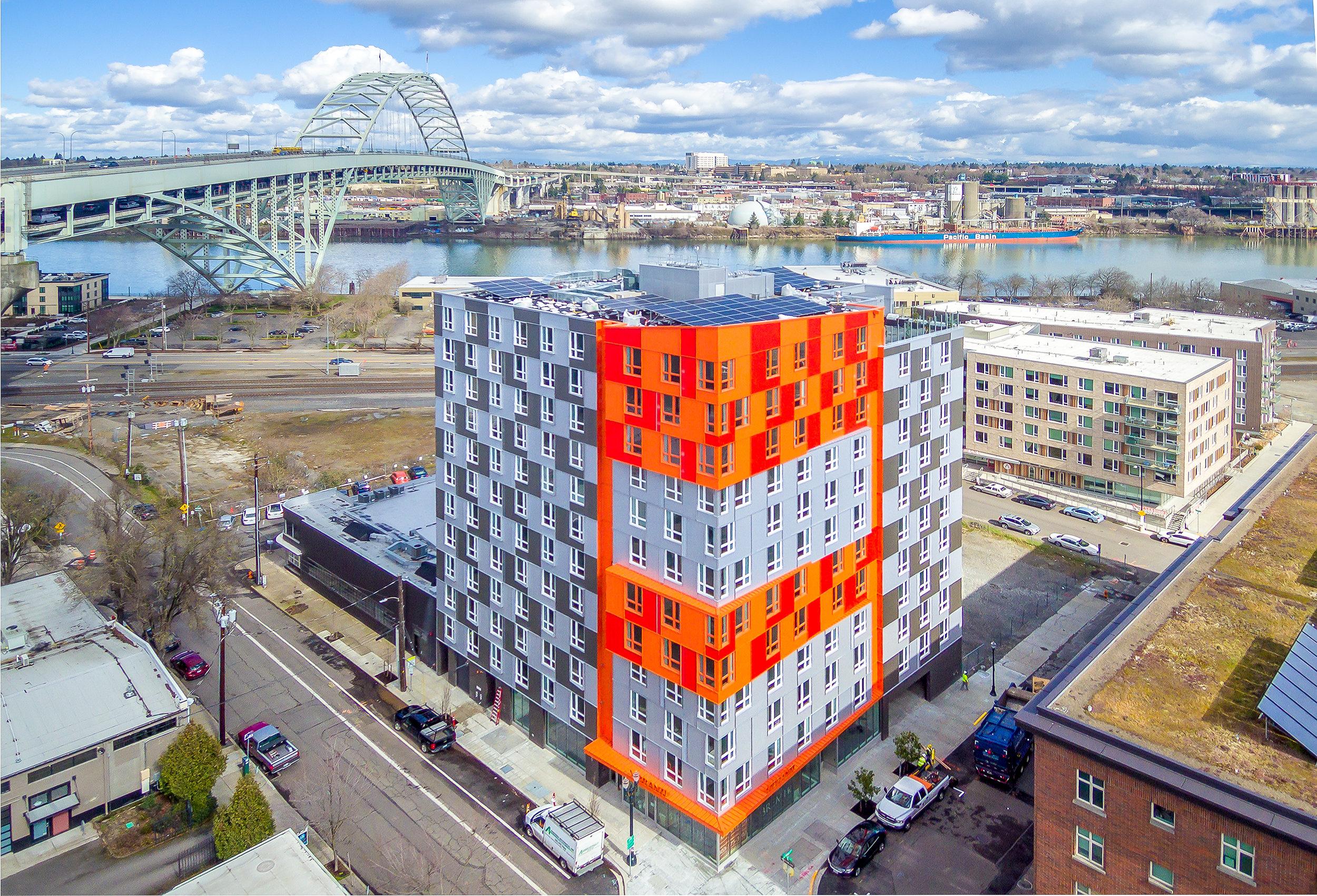 Vibrant Building Photo by Joshua James Huff (1 of 1).jpg