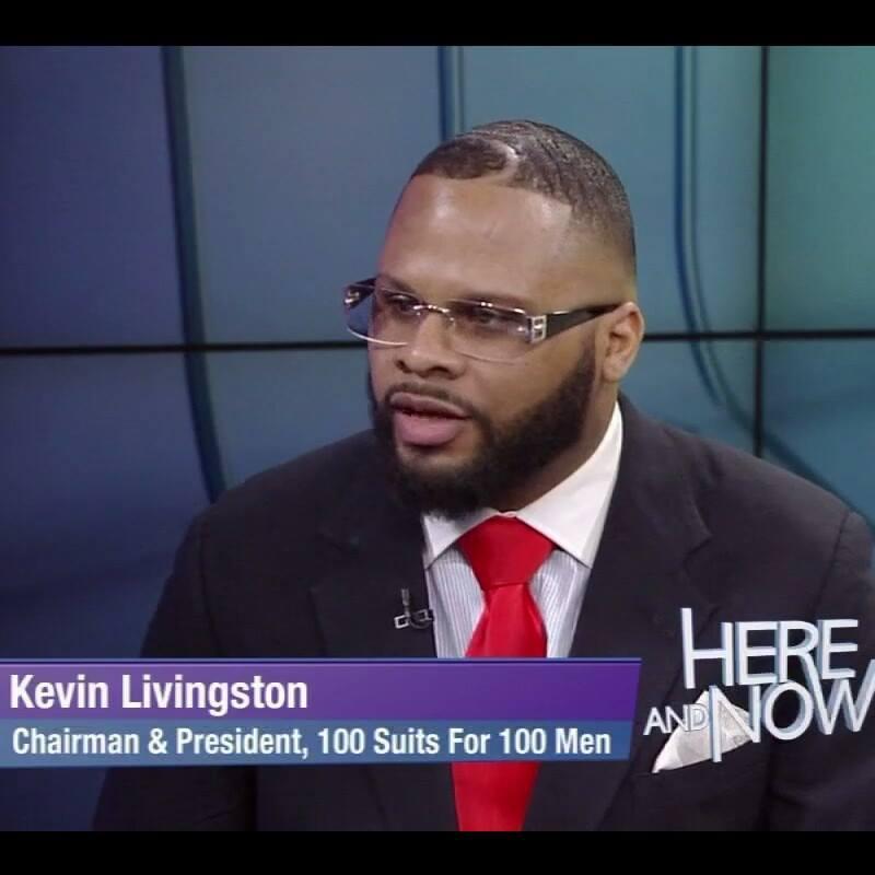 KEVIN LIVINGSTON - Community Leader