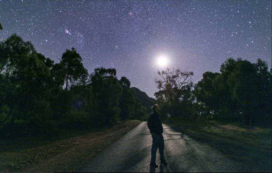 Copy of Dark Skies at Warrumbungle Park