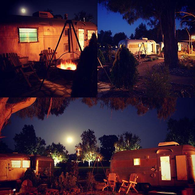 Moonlight magic @thevintagesatgalwaydowns