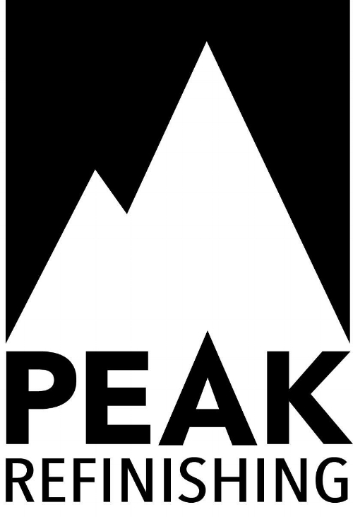 Peak Refinishing Logo