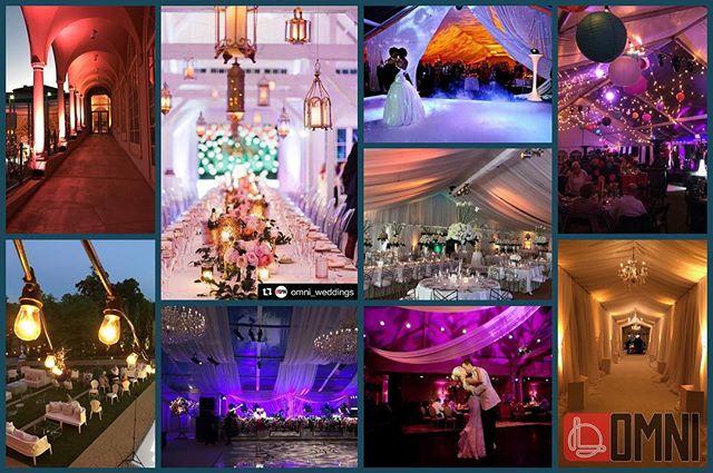 Omni Weddings- #imaginemore #tulsawedding #oklahomawedding #lighting