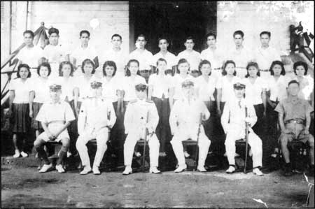 Alejo L.G. Quinata Top row, third from the left.