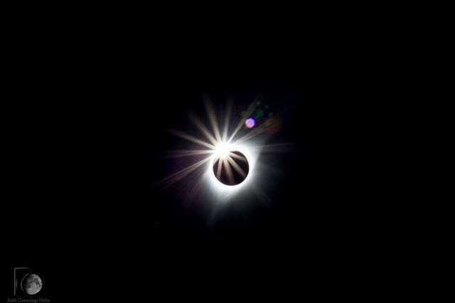 I've been looking forward to capturing this shot for over 2 years. The whole experience was incredibly surreal and breathtaking. I'm hooked and jonesing for more. #prophotoeclipse