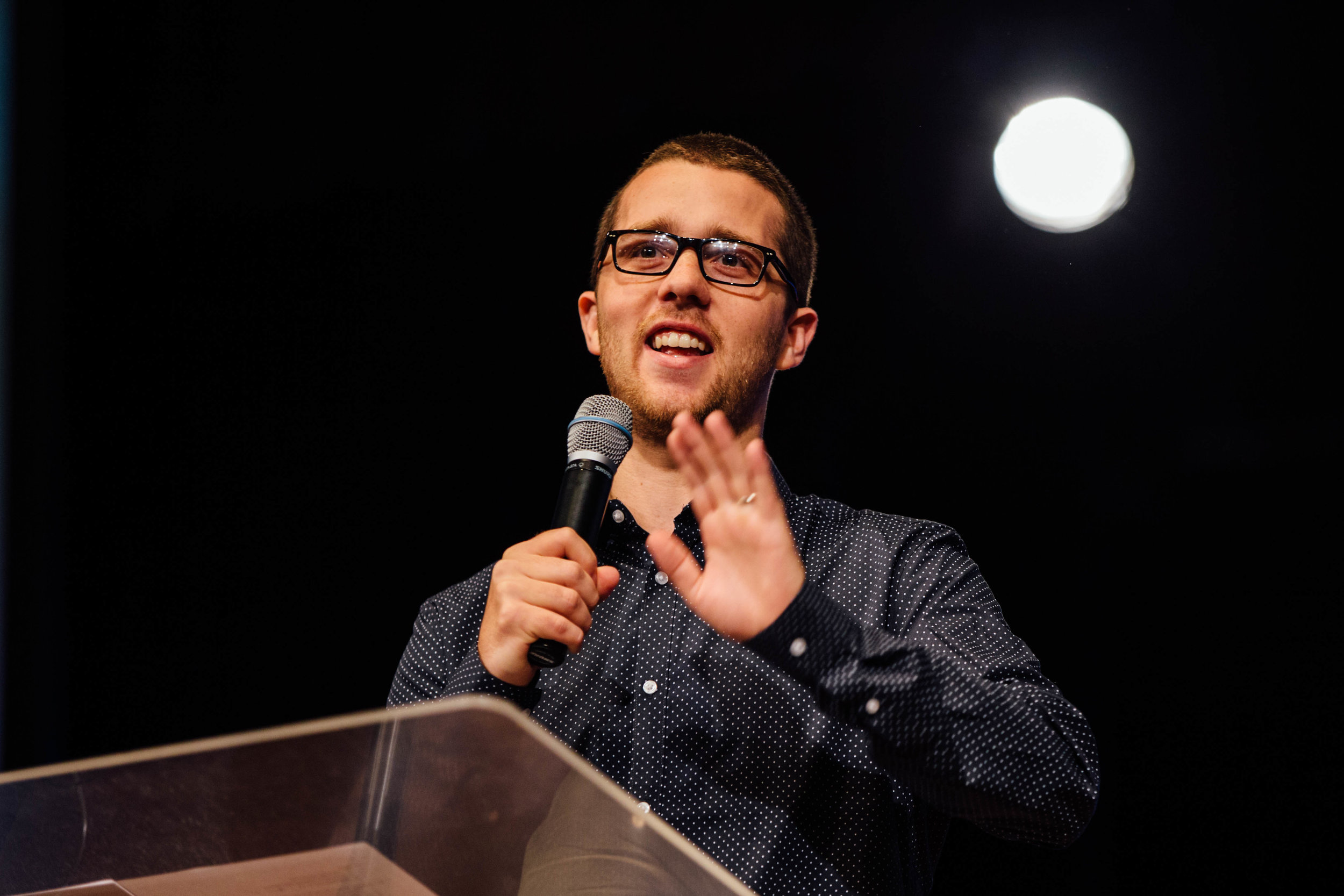 Using your Spiritual Gifts and Practical Application in Community - joel penney, c4 port perry site pastorIn 2011 Pastor Jon led our church through a 10 week sermon series about spiritual gifts, which was a brand new conversation for our church at the time. Years later, that series has proved to be a pivotal turning point in C4's story. In short, hundreds of people across our church began operating in their God-given spiritual gifts, almost overnight. It changed the very fabric of our church. But with that came a multitude of new questions and challenges. Our church has been like a laboratory for working out spiritual gifts in local church life ever since.In this session we will be build on what Pastor Jon teaches about spiritual gifts in the main sessions and dive deeper into the practical side of working spiritual gifts out in community. If you already know what your spiritual gifts are and are part of a local church that seeks to practice the gifts in community, this session is for you. We'll move beyond gift-theology and gift-discovery to we can talk through the practical side of actually using the gifts in community. Come and ask your questions as you've been using your gifts in community and we'll tackle them together.