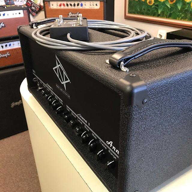 Annex amp Extended Range Design custom built at overtone works