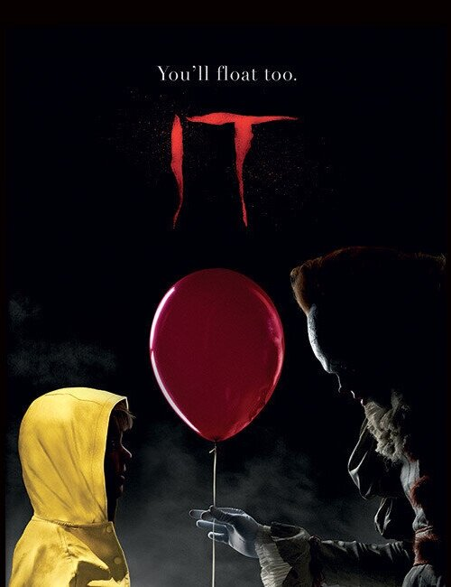 Red balloons are now a terrifying thing. Thanks Stephen King.