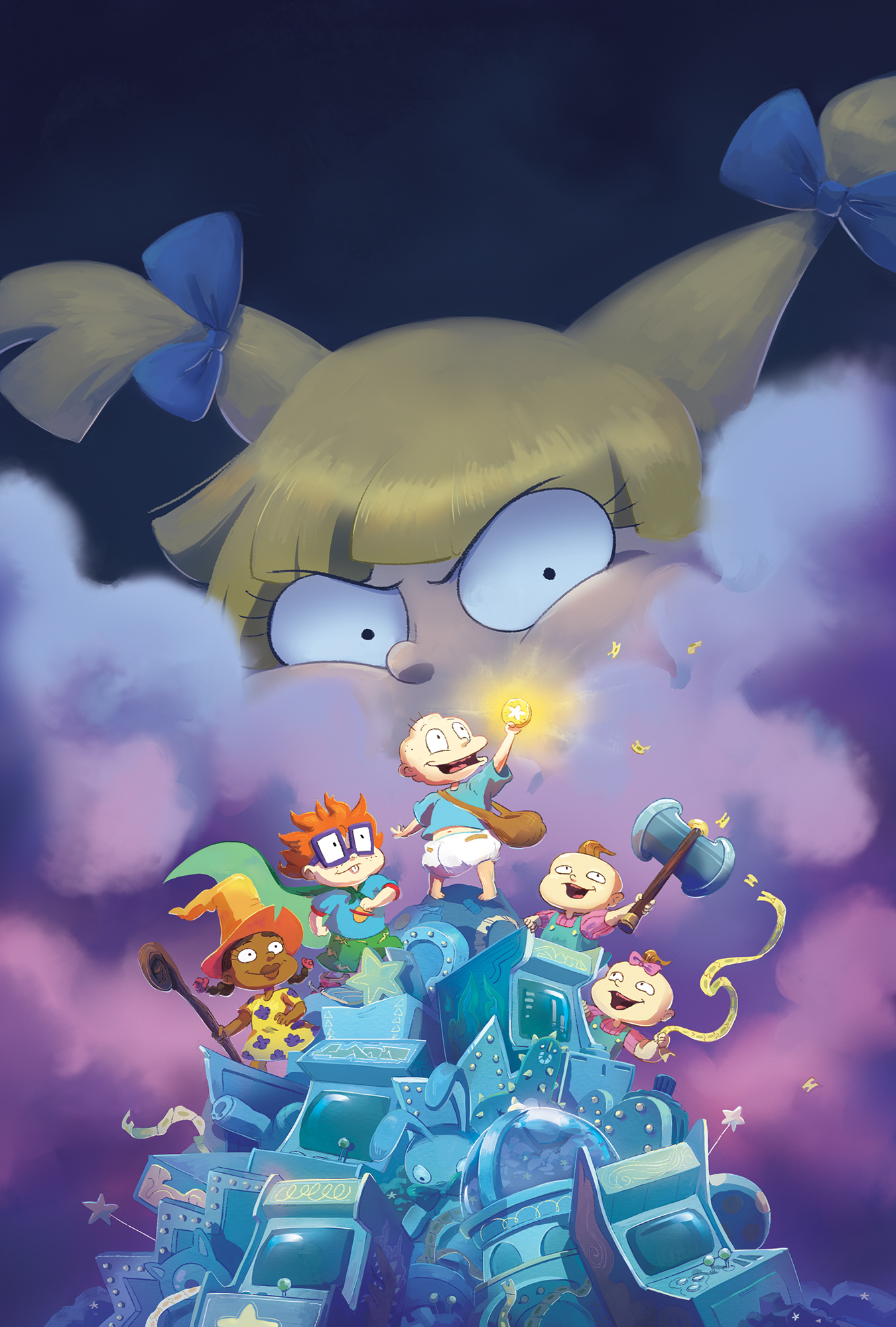 Rugrats: One Token Cover