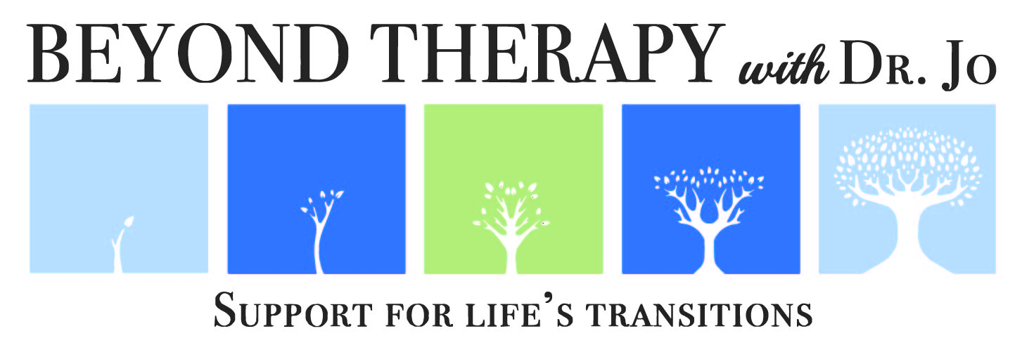Logo Design - Beyond Therapy with Dr. Jo