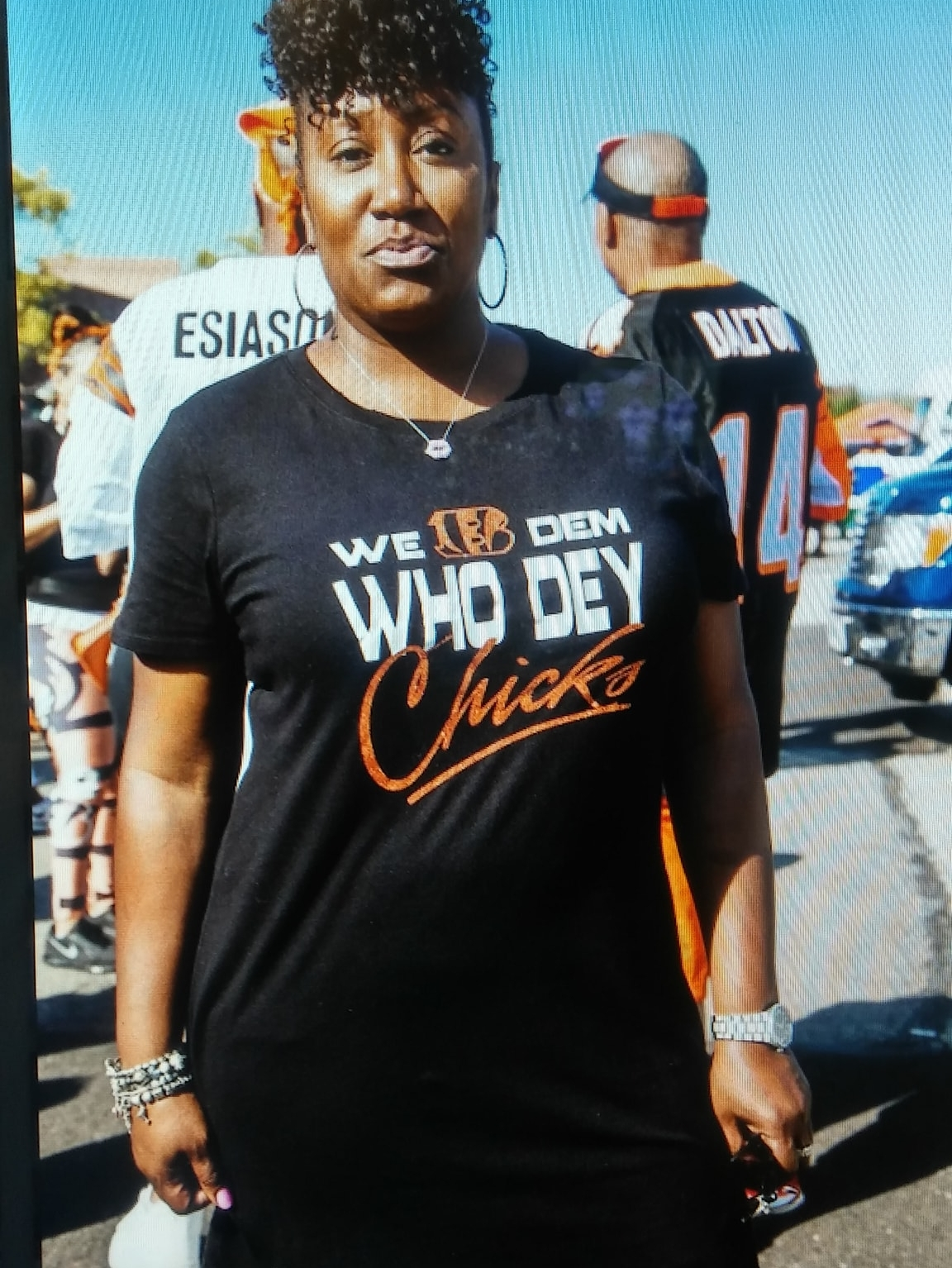 "Who Dey Chick ""Marlo""  Photo's by  Jasmine Lawrence"