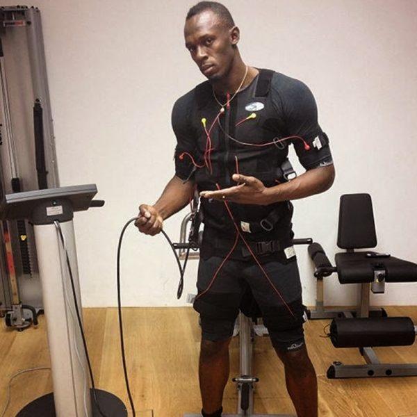 Usain Bolt – 100 metre Olympic Champion