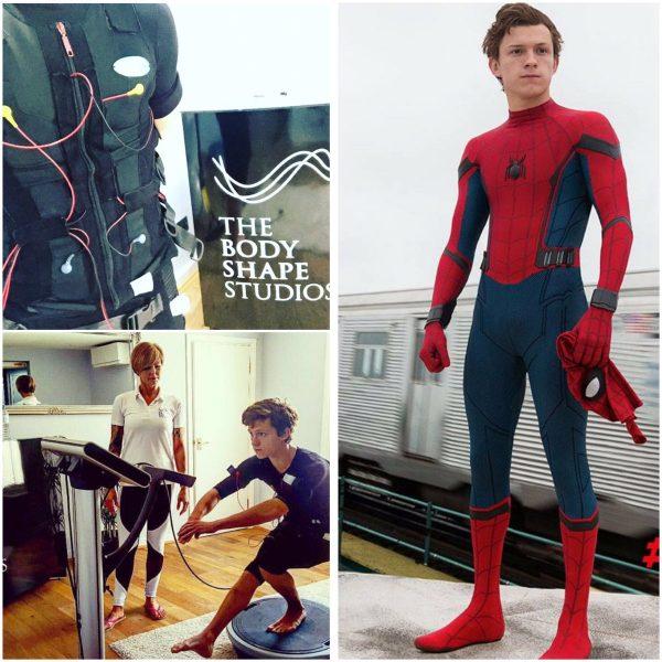 Tom Holland – Spiderman