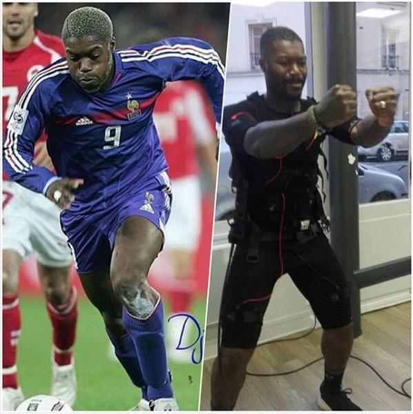 Cisse Djibril- Footballer