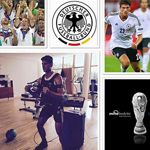 Mario Gomez - Germany National football team