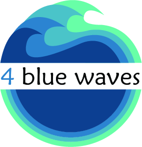 4 Blue Waves - Serving US, CAN and MX markets4 Blue Waves was founded by four environmentally conscious individuals with a passion to bring solutions and planet friendly alternatives to the food service industry. Our company founders have spent years campaigning with the Surfrider Foundation to bring awareness to the plastic pollution issue that we face today. We are pleased to offer reusable, recyclable, compostable, and biodegradable solutions that address this ongoing issue and foster circular management of resources. Our passion to make a difference is why we are happy to provide Green Products 4 Our Blue Planet™.Learn more at 4BlueWaves.com