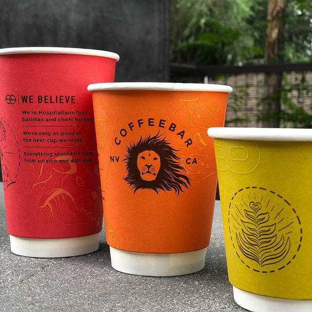 Coffeebar raises the #recycling bar by adopting reCUP - learn more at reCUP.earth