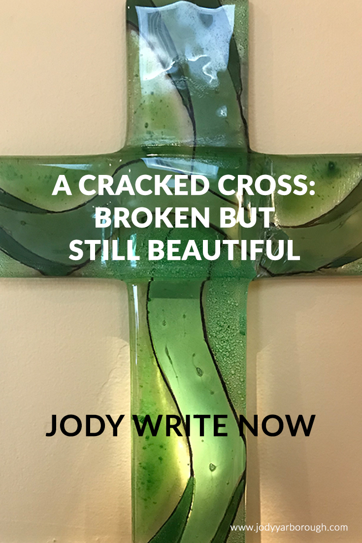 A Cracked Cross and Jeopardy — Jody Yarborough