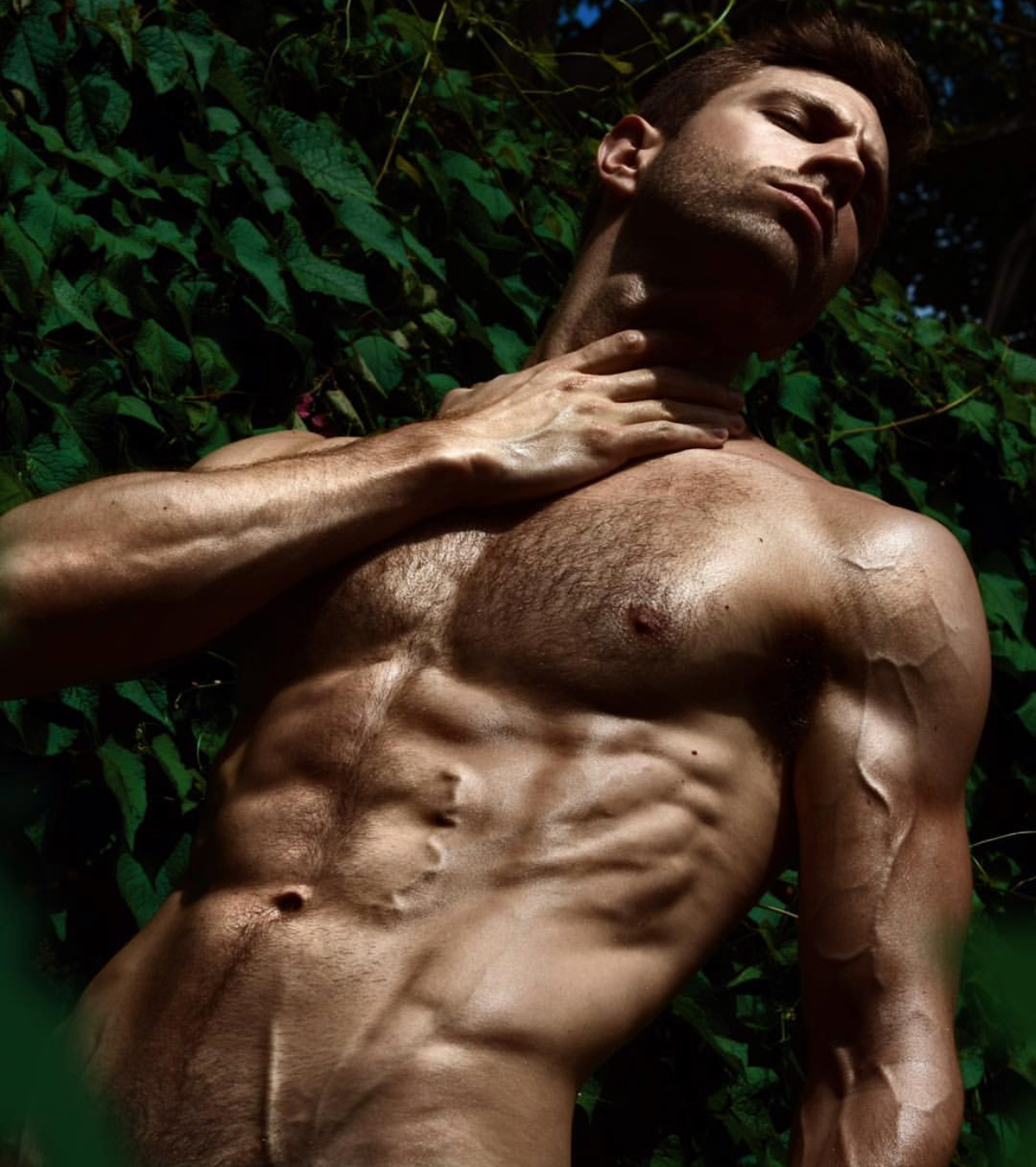 Photographer:  Stevan Reyes   Model:  Michael Aaron