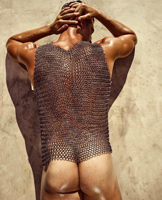 Photographer:  Brian Kaminski   Model:  Andrew Biernat