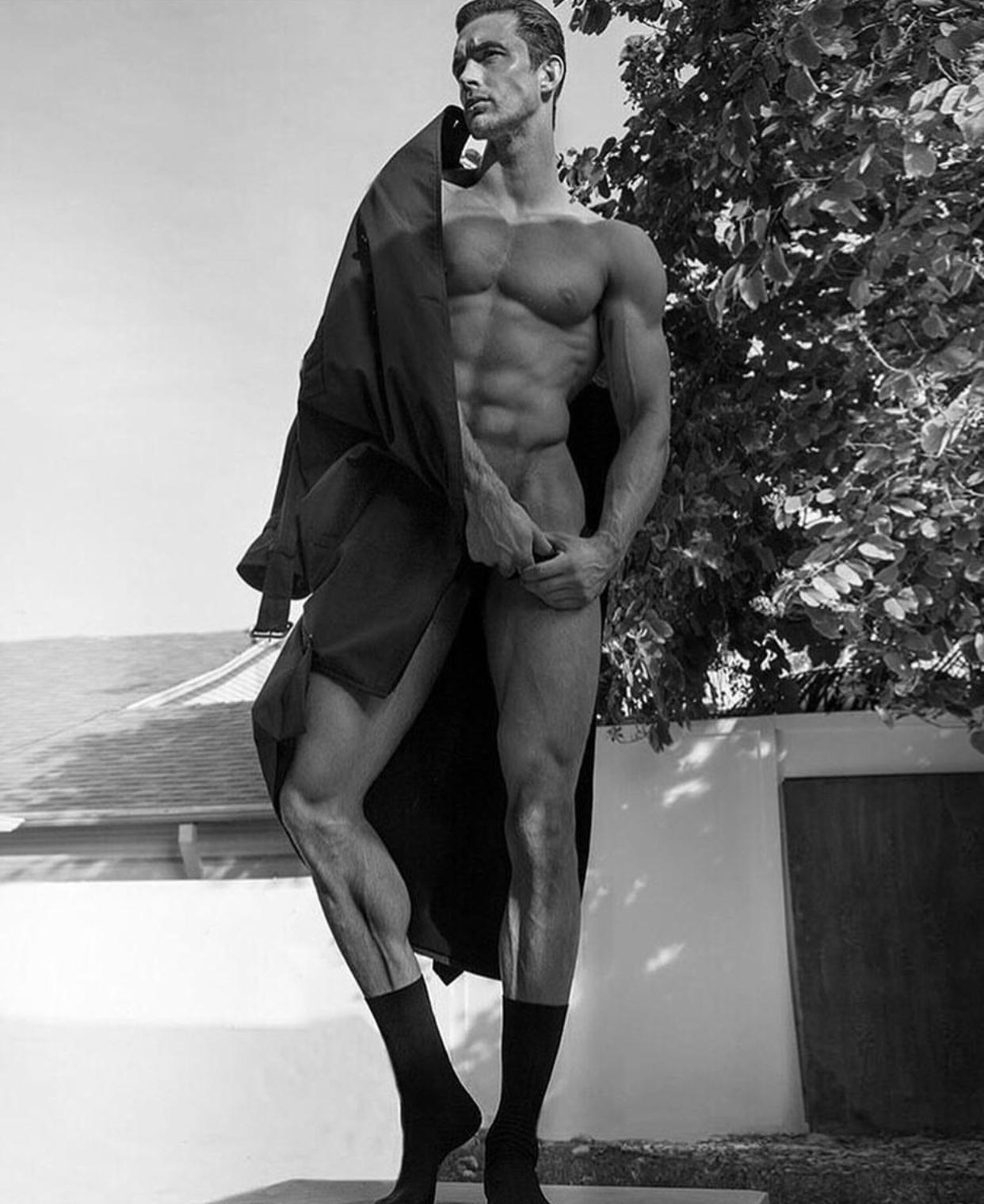 Photographer:  Tony Duran   Model:  Christian Hogue