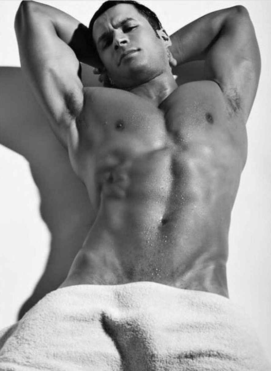 Rudy Bundini  by  Frank Louis Photo
