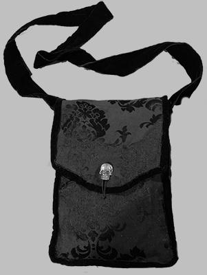 Pilgrim Bag — Antimony & Lace