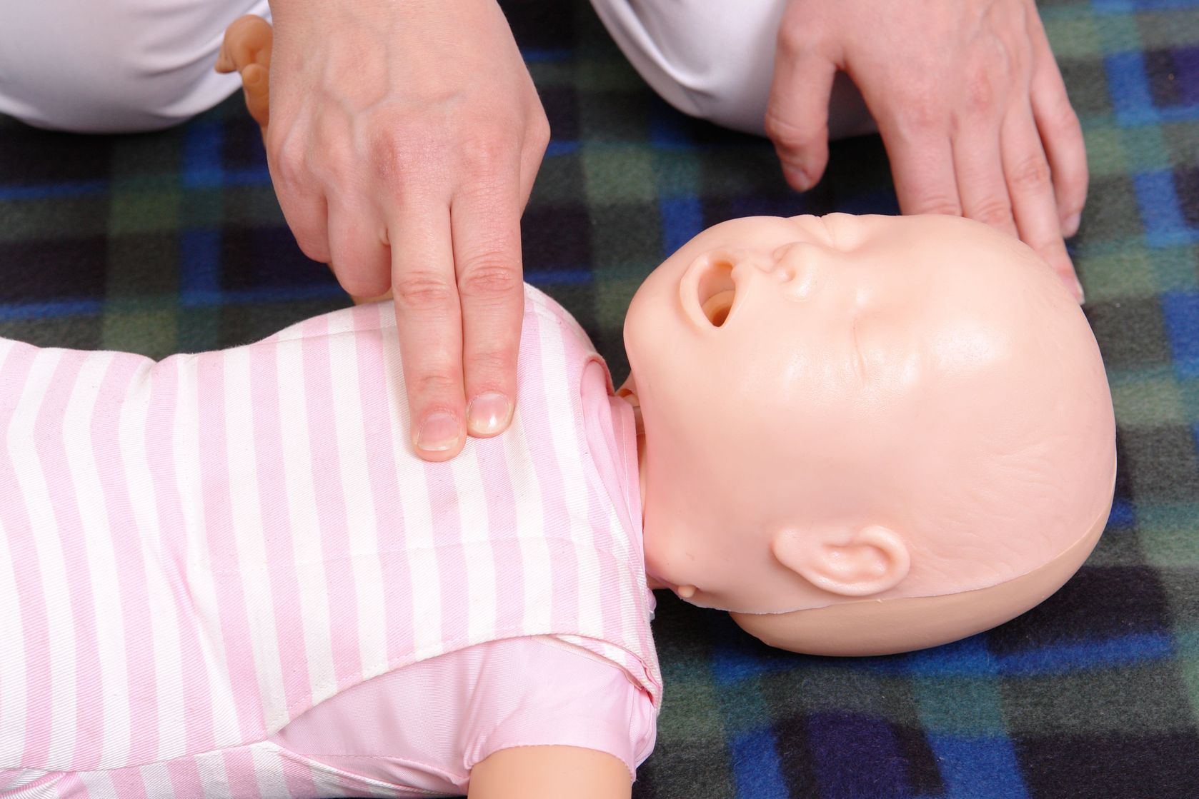 Adult, Baby & Child Basic Life Support -