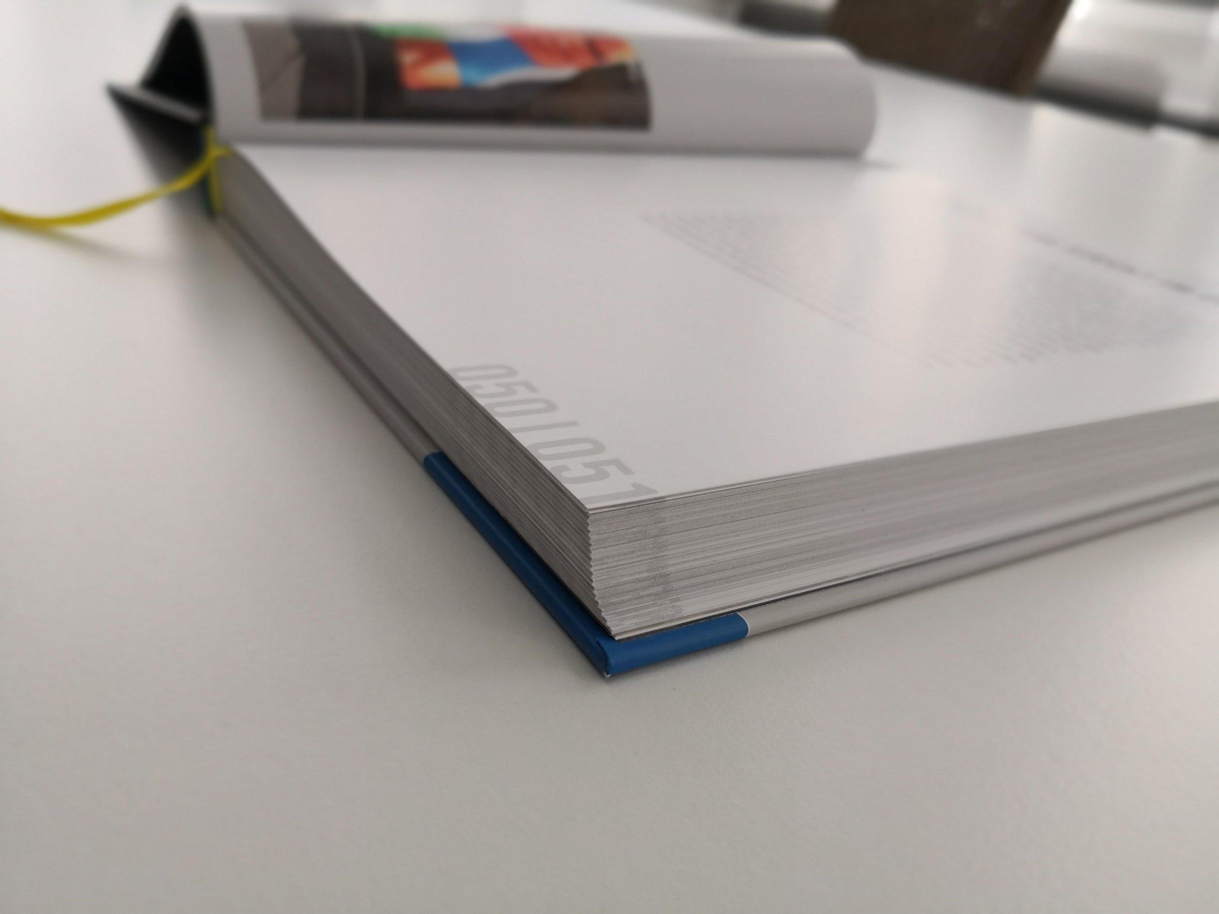 Auf knapp über 300 Seiten kommt das Buch. Es sind wirklich viele Bilder geworden!