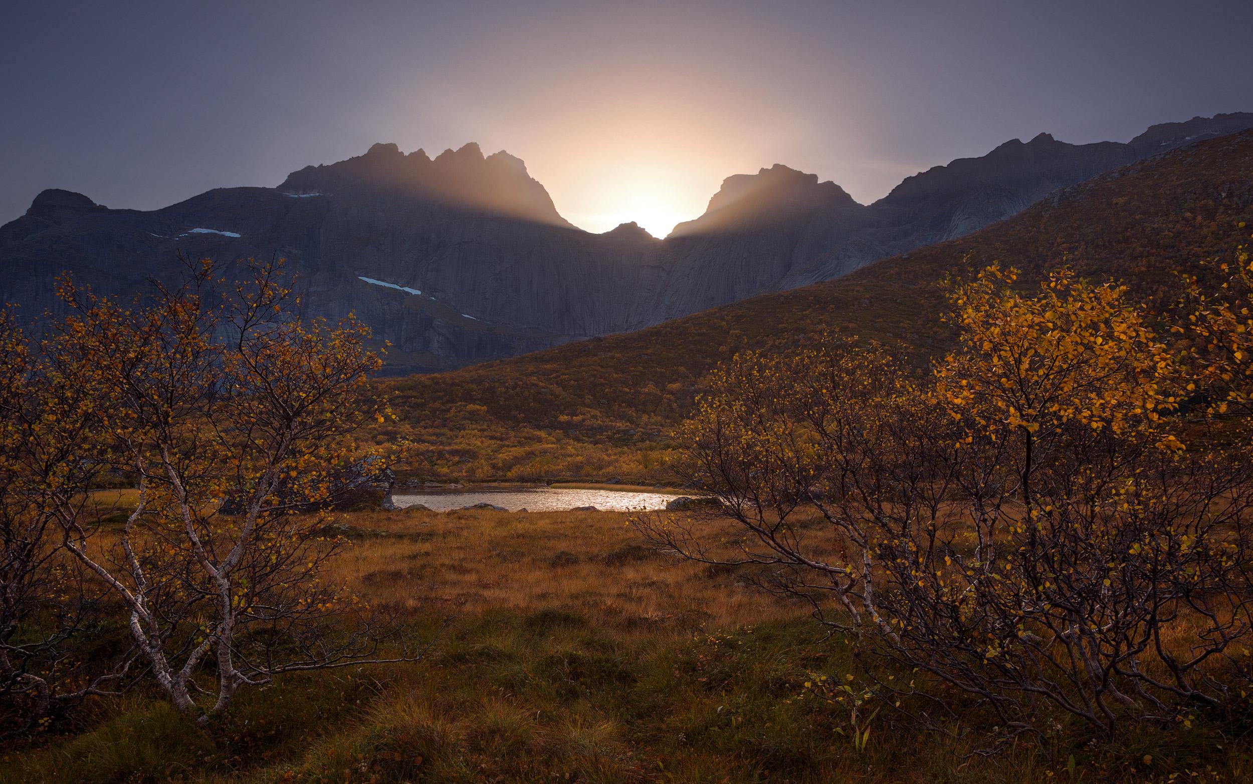 Mountain's Momentarily Slumber