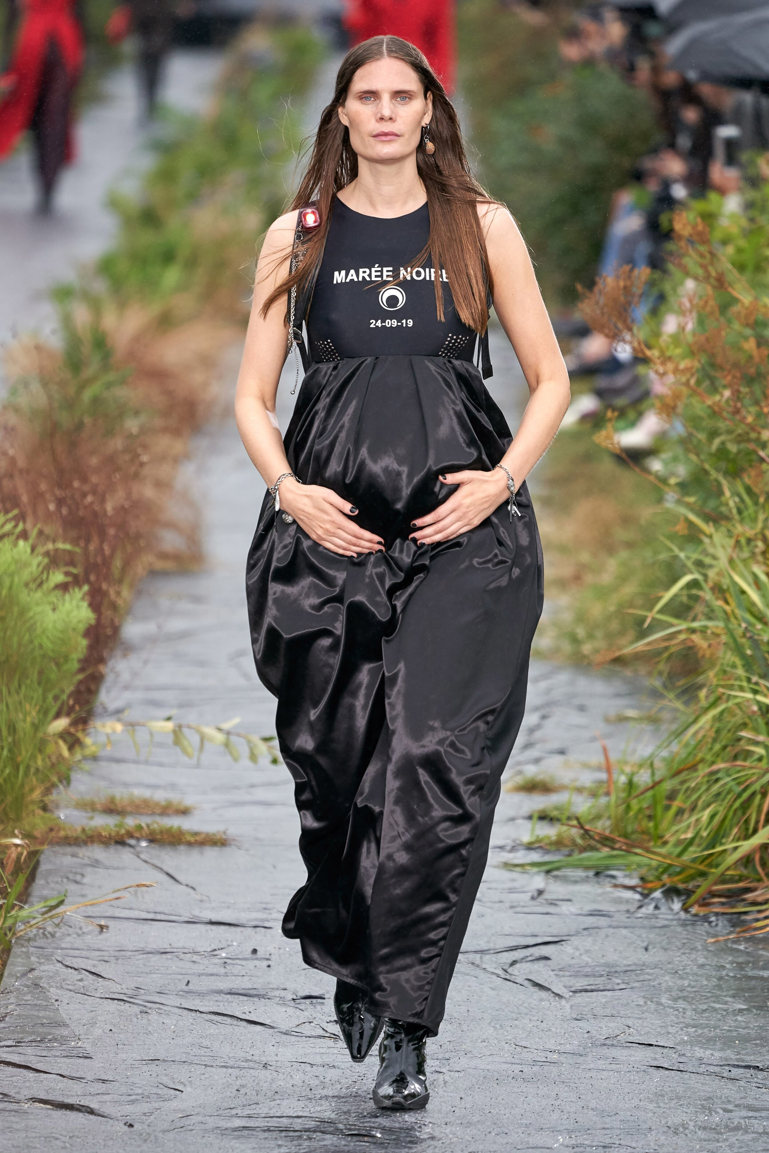 Fascinating Designers: Marine Serre - Come read about the woman who is reinventing upcylcing and making dystopias fashionable.
