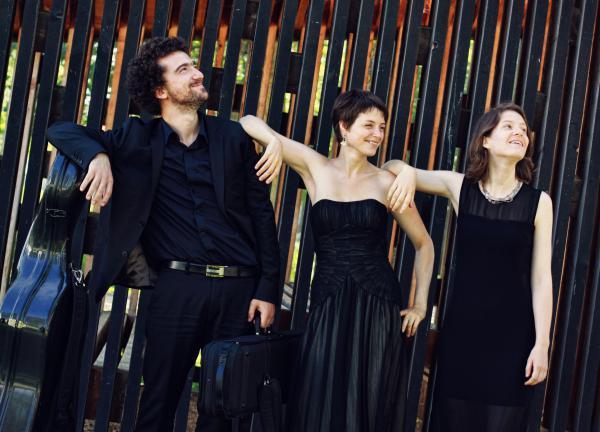 TRIO NUORI - piano, violon, violoncelle