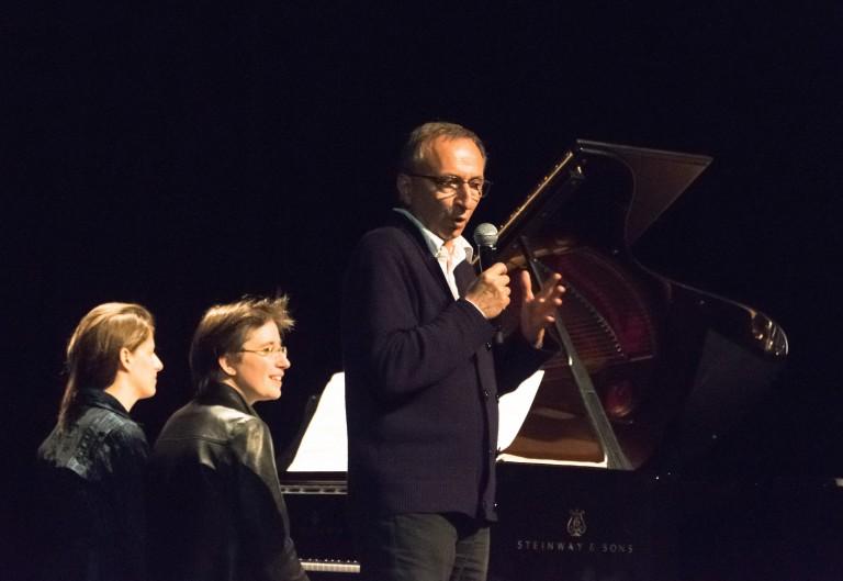 PIANO DUOANNE LE BOZEC -