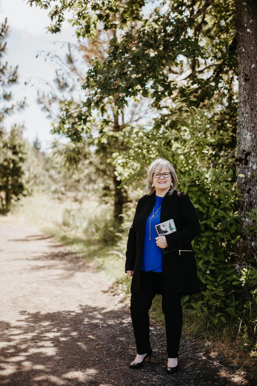 Mary Jo Saavedra - Author of Eldercare 101