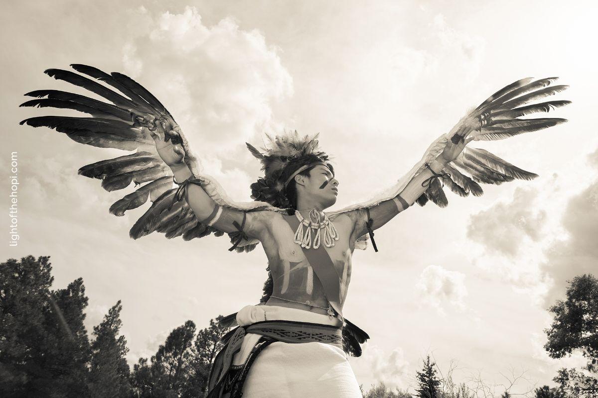 Hopi Eagle Dancer